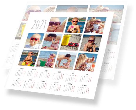 calendar visual 1 2020