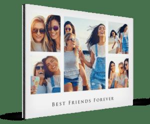 collage aluminio motivo amistad landing