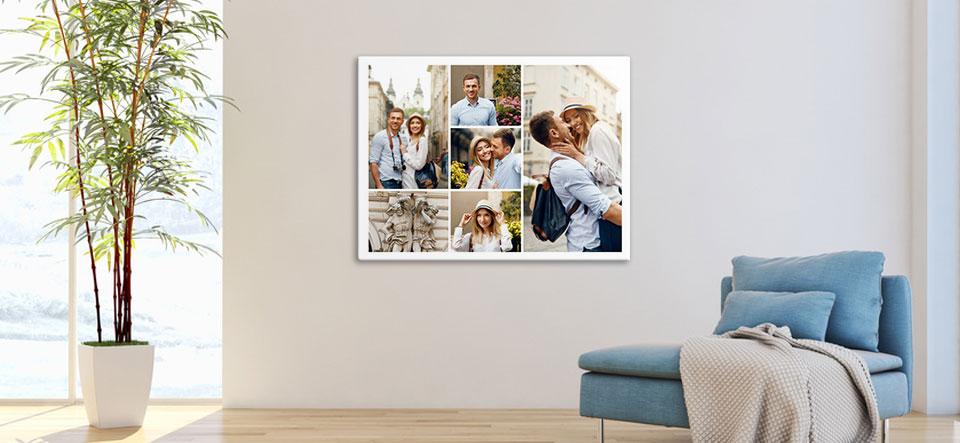 collage con fotos espacio vital