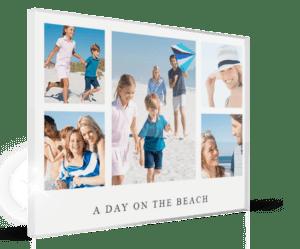 collage en metacrilato motivo vacaciones landing