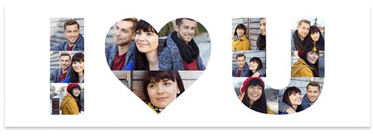 collage fotos en letras distribuidor 1