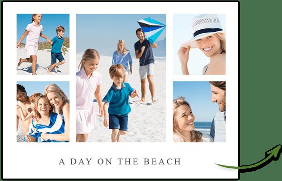 collage motivo vacaciones encabezado fce 2