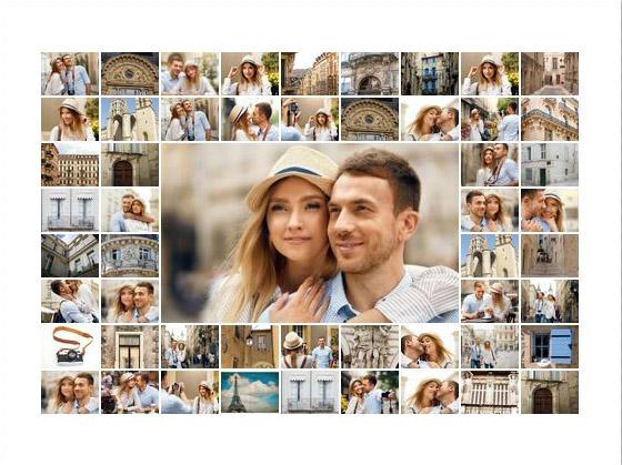collage muchas fotos slider