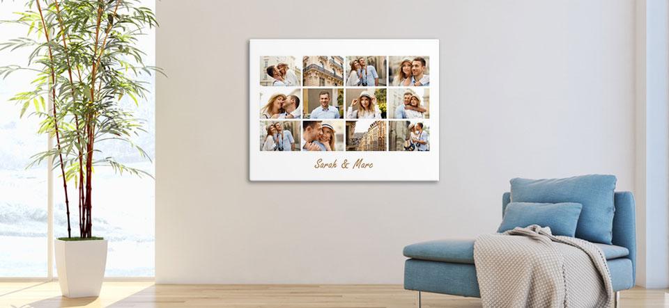 collage para una foto espacio vital