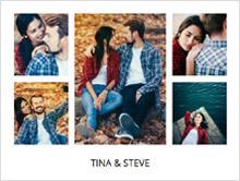 crear collage con texto