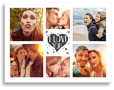 idea collage motivo amor fce