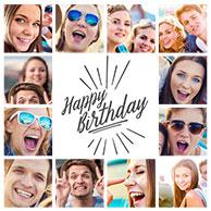 plantilla collage cumpleaños 2